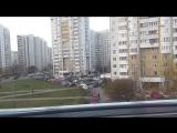 от ст. улица старокачаловская до ст. бунинская аллея.MOV