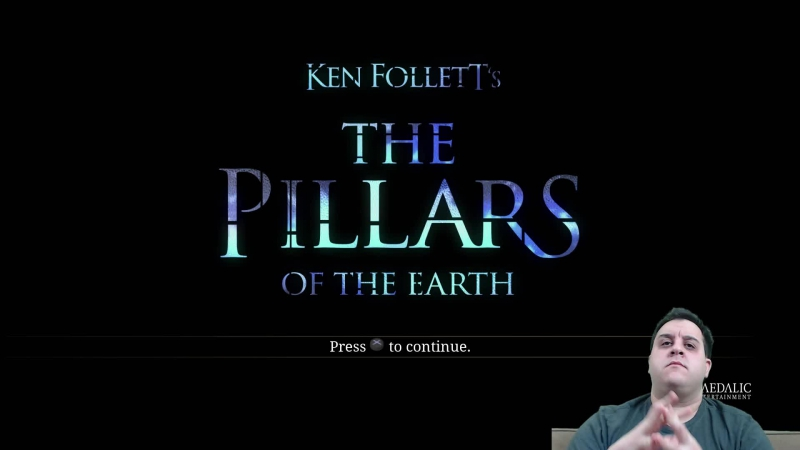 Medieval Mondays with Ken Follett's The Pillars of the Earth