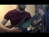 After The Burial - Neo Seoul (cover)