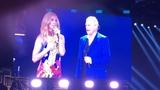 Celine Dion- Duet with John Farnham- Youre The Voice- Melbourne Rod Laver Arena- 8.8.18- Live