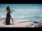 Swag Se Swagat Song _ Tiger Zinda Hai - Violin Cover - Salman Khan _ Katrina Kaif _ Caitlin De Ville