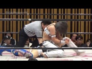 Hiromi Mimura vs. Konami (STARDOM - Grow Up Stars 2018 - Day 1)