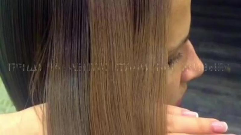 💫ПРОСТО ВОЛШЕБНО💫Кератиновое выпрямлениелечение волос от Coiffer Viviane Araujo