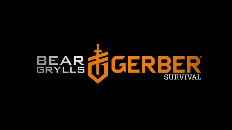 Gerber Bear Grylls Survival Series Ultimate Pro Fixed Blade