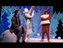 Новогодние приключения Снегурочки (отрывок)