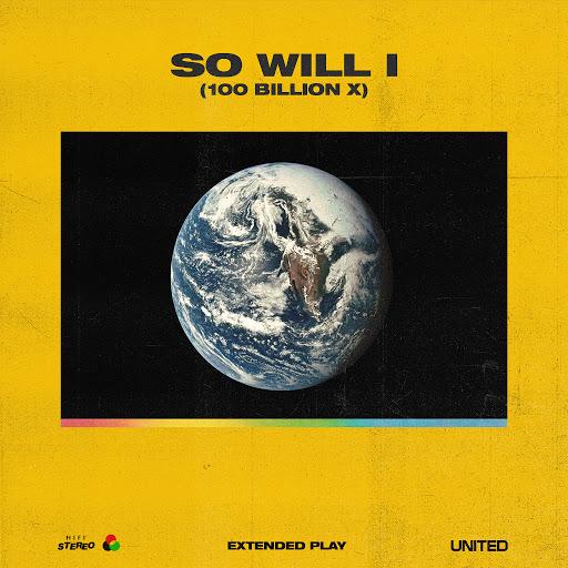 Hillsong United альбом So Will I (100 Billion X)