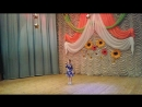Шилова Алина,полуфинал Всеукраинского телеконкурса ЗІрки та зіроньки