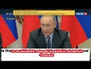 Putin o migraci do Evropy