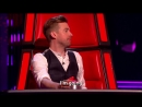 Janine Dyer performs Bridge Over Troubled Water - The Voice UK 2016 Blind Auditions 2
