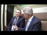 Министр транспорта Кыргызстана о SkyWay.