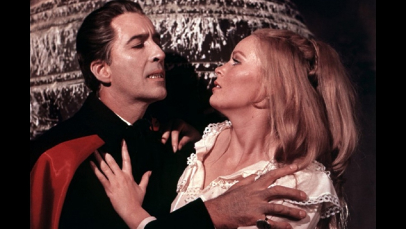 Dracula Has Risen from the Grave 1968 / Дракула восстал из мертвых HD 720p (HammerFilm)