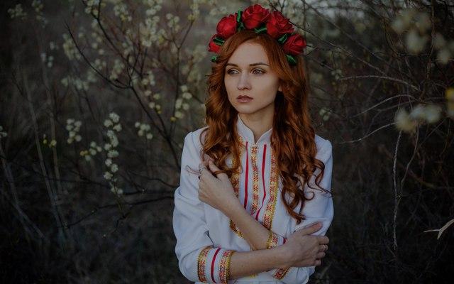 Фотосессия «Славянка»