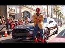 Spider-Man: Homecoming - Premiere mit neuem Audi A8
