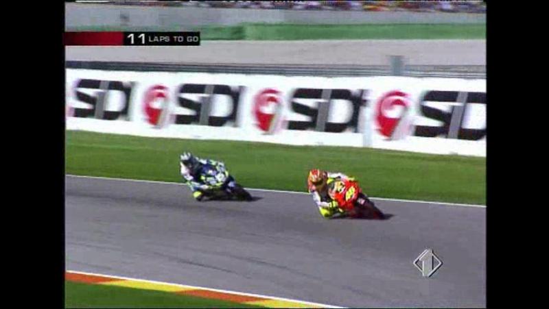 MotoGP 2003 round 16 Valencia RACE