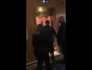 Дженсен заходит в лифт SPNDC DCCon 2017