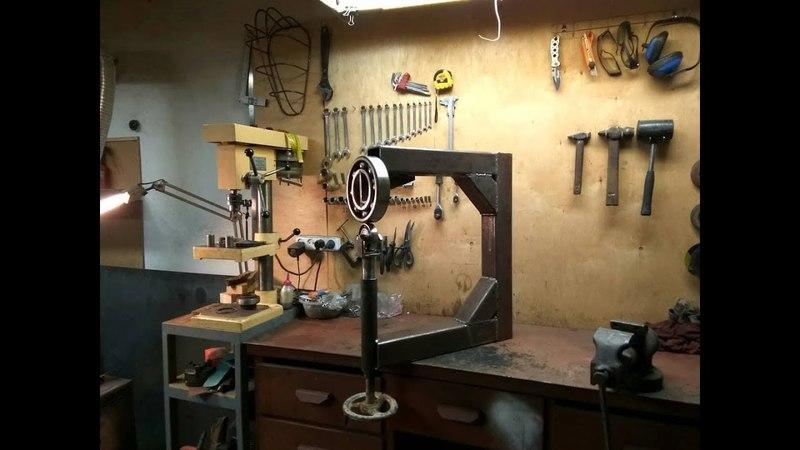 Английское колесо своими руками / English wheel homemade DIY fyukbqcrjt rjktcj cdjbvb herfvb / english wheel homemade diy fyukbq