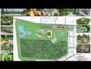 Горожане могут выбрать дизайн-проект парка Победы