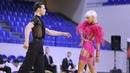 Vito Coppola - Oona Oinas, ITA | 2018 Paris Dance Open - WDSF WO LAT - solo R
