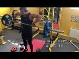 Тренировка Грудных и плеч