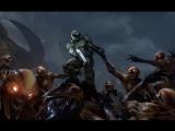 ИГРОФИЛЬМ Doom 3 (все катсцены на русском) PC прохождение без комментариев
