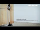 Пылесос беспроводной вертикальный REDMOND RV-UR340 (обзор)