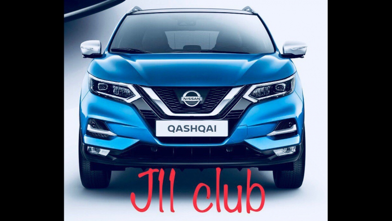 Nissan Qashqai J11 2016 2.0 (144 л.с.) 2WD CVT LE - видеообзор