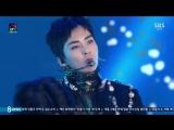 [FULL CUT] 171225 SBS Gayo Daejun @ EXO