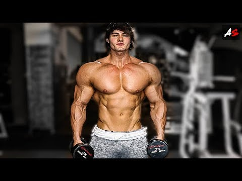 Jeff Seid Road To Greatness 2018 AlphaShred TV💪