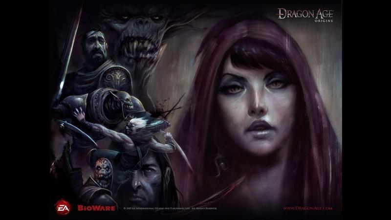 Dragon Age Origins - клип побед!