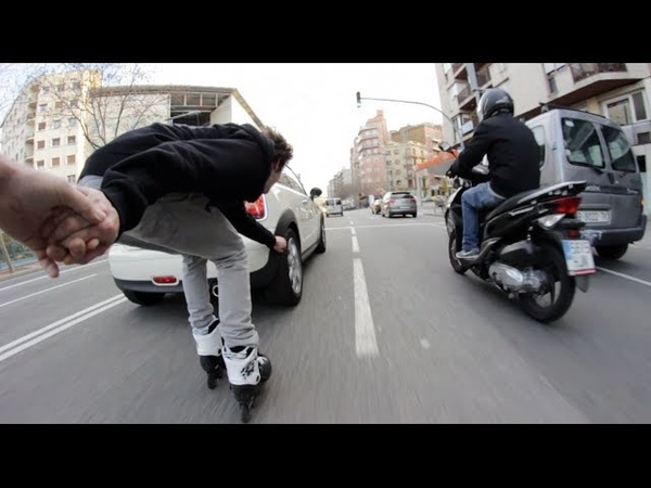 Metropolis 80 Freeskate Vs Barcelona - Powerslide Urban Inline Skates