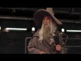 The Flash season 4 gag reel- Tom Cavanagh
