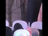 Том и Шарлотта на свадьбе принца Гарри и Меган Маркл