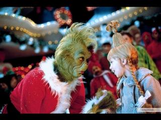 Гринч  похититель Рождества (2000) @ Фрагмент (дублированный)