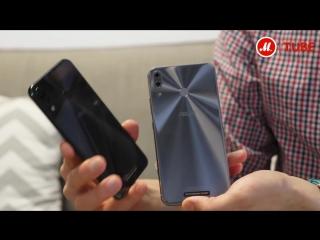 Новинки MWC 2018  ASUS ZenFone 5, ZenFone 5 Lite и ZenFone 5Z
