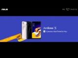 Презентация смартфонов серии ASUS ZenFone 5 на MWC-2018