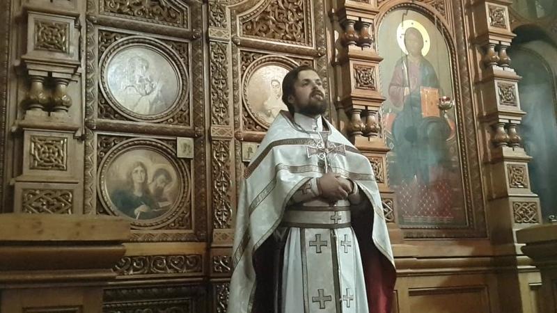 Проповедь иерея Сергия Чекоданова на память вмч. и целителя Пантелеимона