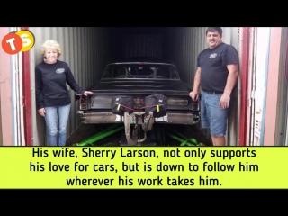 Street Outlaws Larry Larson New Car Net Worth 2018 _ Wife, New Motor Nova