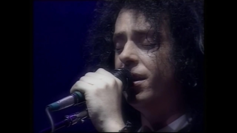 Toto - I Wont Hold You Back Live 1990