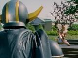 [dragonfox] Seijuu Sentai Gingaman - 19 (RUSUB)
