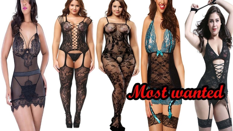 Why I Love Cheap Plus Size Lingerie (And You Should, Too!) TOP 5 List || Amazon