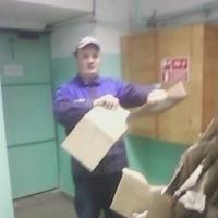 Анкета Данил Квителёв
