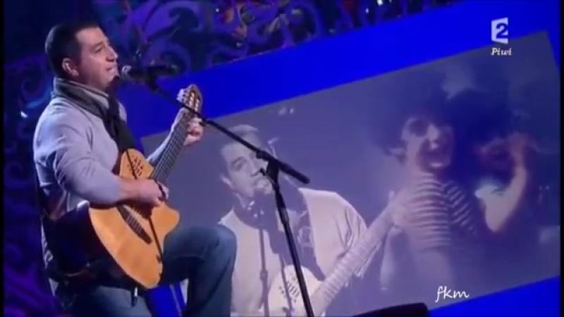 Patrick Fiori - Son frère chante pour lui.. Je l_aime à en mourir.mp4
