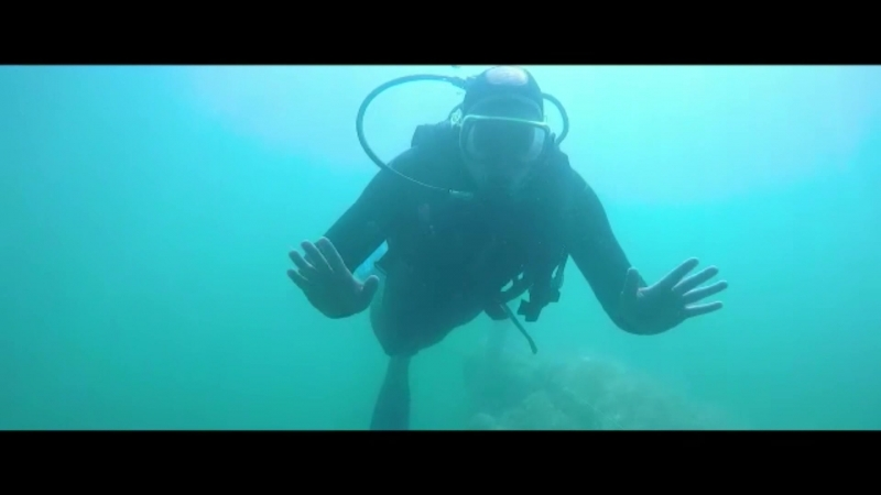 Дайвинг. Подводные приключения.