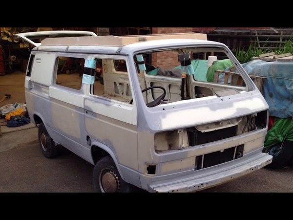 VW Camper T25 Full Restoration