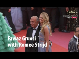Cannes Film Festival 2018 Day1