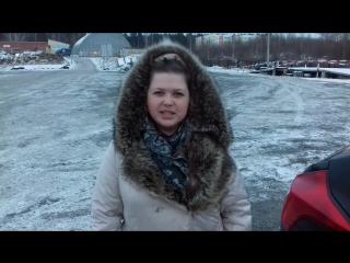 Наталья сдала экзамен в ГИБДД на Сортировке с первого раза!!!