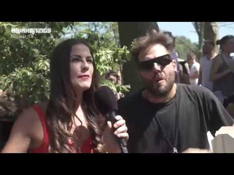 Awakenings Festival 2018 Sunday - Interview Enrico Sangiuliano