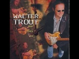 WALTER TROUT - Through The Eyes Of Love