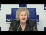 Пресс-конференция в ТАСС о фильме