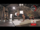 Пресс ноги Домашние тренировки с Денисом Семенихиным